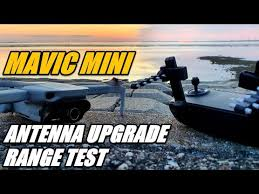 DJI Mavic Mini Antenna Upgrade and Range Test <b>STARTRC</b> ...