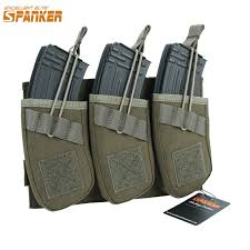 EXCELLENT ELITE SPANKER Tactical Triple <b>AK 47</b> Ammo Clips ...