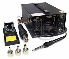 Термовоздушная <b>паяльная станция</b> YH <b>952D+</b> купить в Микромир ...