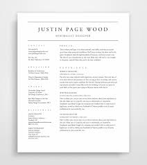 professional resume template resume resume template cv 128270zoom