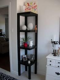 diy corner shelf made from ikea lack table amusing decor reading corner furniture full size