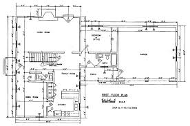 Small Picture House Blueprints Carnation Construction 24 X 32 Cabin Plans Cabin
