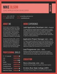 zeitgeist light resume   resume bakerzeitgeist pro – an elegant resume