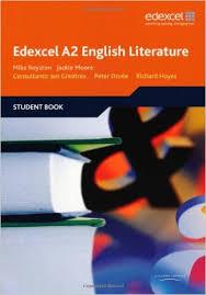 Edexcel A  English Literature Student Book  Amazon co uk  Richard     Amazon UK