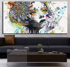 Canvas Up to 60 Inch Abstract Art Paintings for sale | eBay