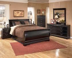 brilliant huey vineyard 4 piece sleigh bedroom set in black and twin bedroom sets ashley leo twin bedroom set