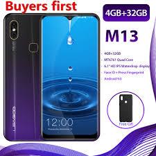 "2019 new <b>Original LEAGOO M13</b> Android 9.0 19:9 6.1""FHD 4GB ..."