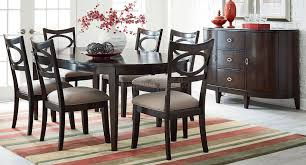 Black Formal Dining Room Set Formal Oval Dining Room Sets Amazing Bayle Black Formal Dining
