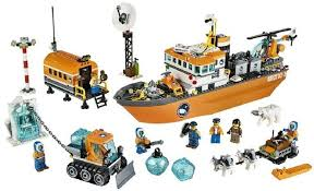 60062-1: <b>Arctic</b> Icebreaker | Lego <b>city sets</b>, Lego <b>city</b>, Lego toys