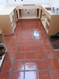Red Tile Paint For Kitchens Kitchen Tile Flooring Ideas Modern Kitchen Tile Texture Design