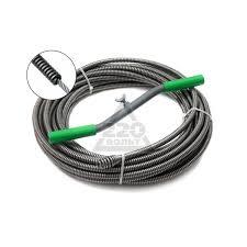 Сантехнические <b>тросы для прочистки канализационных</b> труб ...