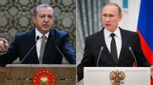 چرا اردوغان پوتین را مجبوربه قطع روابط دوستانه گردانید ؟