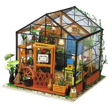 "Интерьерный <b>конструктор</b> для творчества ""Kathy's green <b>house</b> ..."