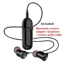<b>LEEHUR</b> Lavalier Wireless Bluetooth Earphone <b>Bluetooth 5.0</b> ...