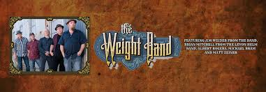 The Weight <b>Band</b> | Ruth Eckerd Hall