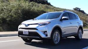 <b>2016 Toyota RAV4</b> - Review and Road Test - YouTube