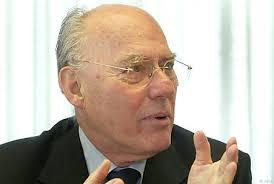 ... Wolfgang Buchner beim ORF-Publikumsratsvorsitzenden Georg Weißmann. - 2443035781869507_BLD_Online