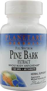 Full Spectrum Pine Bark Extract 150mg Planetary ... - Amazon.com