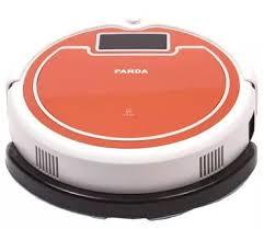 <b>Робот</b>-<b>пылесос Panda X900 Pet</b> Series красный: купить за 14155 ...