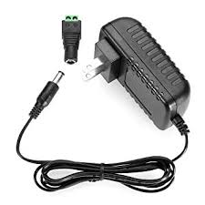 LE Power Adapter, 2A, AC 100-240V to DC 12V ... - Amazon.com