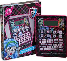 <b>Планшет Monster High</b> Обучающий 120 функций вертикальный ...