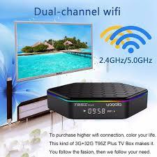 Smart Tv Box T95z Plus 3gb 32gb Android 7.1 <b>Subtv Iptv</b> 3500 ...