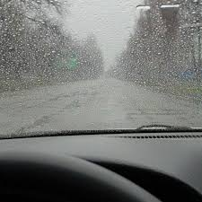 Работа воска в дождь   - Автомойка на ДЭПО