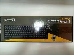 Обзор от покупателя на Клавиатура <b>A4TECH KR-750 USB Black</b> ...