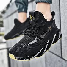 Fly-knit <b>Shoes</b>, Sports <b>Shoes</b>, <b>Thick</b>-<b>soled Men's Shoes</b>, Youth ...