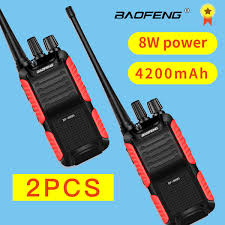 2pcs baofeng bf 999s plus bf 999s walkie talkie 5w uhf amateur ham cb radio station amador fm vox hf transceiver updated bf 888s