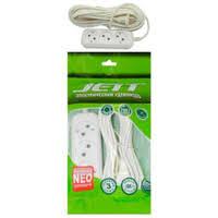 <b>Удлинители электрические JETT</b> купить, сравнить цены в Самаре