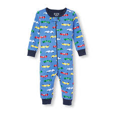 newborn baby boy pajamas the children s place ca off baby and toddler boys long sleeve racecar print stretchie