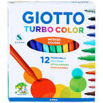 «FILA <b>Giotto decor</b> textile 12 цв. специальные <b>фломастеры</b> для ...