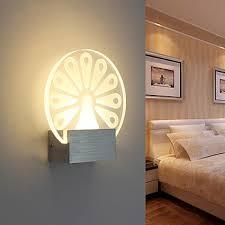 TY- 7W <b>Bathroom LED Mirror</b> Light Mini Style Warm White White ...