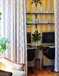 astounding black and tan striped curtains decorating ideas images in home office eclectic design ideas astounding home office decor accent astounding
