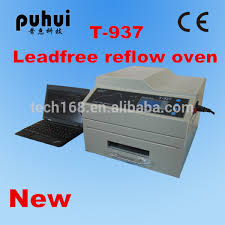 puhui new leadfree reflow <b>oven</b> T-937, <b>mini wave</b> soldering machine ...