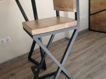 <b>Барный стул</b> (Новый) <b>Woodville Salon</b> Бежевый купить в Москве ...