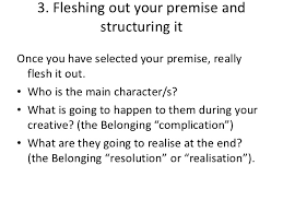Belonging creative writing ATAR Notes Screen Shot            at