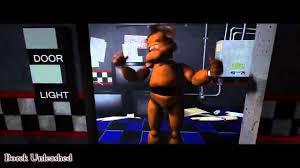 Пять ночей с мишкой Фреди охранник в шоке - YouTube