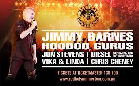 <b>Red Hot Summer Tour</b>