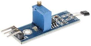 <b>LM393 3144 Hall</b> Sensor Module - Blue: Amazon.co.uk: Electronics