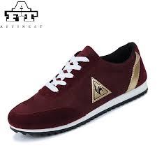 AFFINEST <b>Men Canvas</b> Running Shoes Soft <b>Outdoor Sports</b> ...