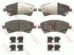TRW GDB3479 <b>Колодки тормозные передние</b>