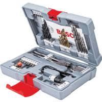 <b>Bosch Premium</b> X-Line Drill Bit & Screwdriver Bit <b>Set 49</b> Pieces in ...