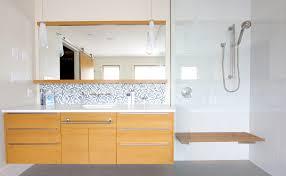 image credit lacey construction ltd bathroom vanity mirror pendant lights glass