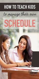 best images about games for organization skills how to teach kids to manage their own schedules