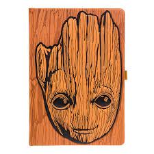 <b>Блокнот Marvel</b> - Groot Грут Купить в магазине G4SKY.ru