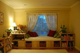bookcases to bay window seat bay window seat