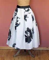 <b>New</b> Quality <b>Women</b> Skirt Floral Wedding Cocktail <b>Vintage Style</b> ...