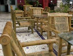 bamboo chairs for gardens bamboo furniture design